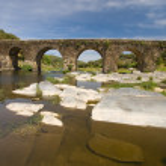 Bridge of Sotoserrano, Salamanca (Spain) — Stock Photo