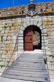 Burg in porto, portugal — Stockfoto