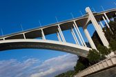Bridge of Vila Nova de Gaia, Portugal — Stock Photo
