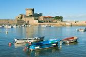 Port of Sokoa, France — 图库照片
