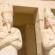 Hatshepsuts temple, Luxor, Egypt - Stock Photo