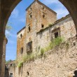 Tower of Trujillo, Caceres, Extremadura (Spain) — Stock Photo