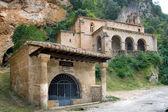 Kyrkan av tobera, burgos, castilla y leon, spanien — Stockfoto