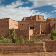 Taourit kasbah, Ouarzazate, Morocco — Stock Photo #8008468