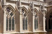 Detail katedrála burgos, castilla y leon, španělsko — Stock fotografie