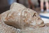 Sculpture in the cathedral of Burgos, Castilla y Leon, Spain — Stock Photo
