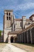 Manastır huelgas, burgos, castilla y leon, i̇spanya — Stok fotoğraf