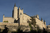 Alcazar, Segovia, Castilla y Leon, Spain — Stock Photo