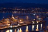 Port of Bilbao, Santurtzi, Bizkaia, Spain — Stock Photo