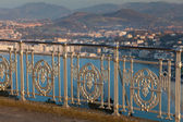 View of San Sebastian, Gipuzkoa, Spain — Stock Photo