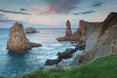 The Urros, Liencres, Cantabria, Spain — Stock Photo