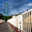 Bridge in Muskiz, Bizkaia, Spain — Stock Photo