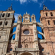 Cathedral of Astorga, Leon, Spain — Stock Photo
