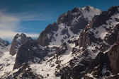 Mountains of Picos de Europa, Asturias, Spain — Stock Photo
