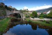 Puentedey, burgos, castilla y leon, İspanya — Stok fotoğraf