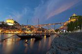 Douro river, Porto, Portugal — Foto de Stock