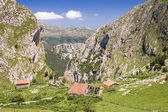 Picos de Europa national park, Asturias, Spain — Stock Photo