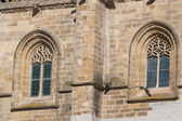 Chiesa di ondarroa, bizkaia, spagna — Foto Stock