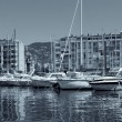 Port of Toulon, France - Stock Photo
