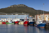 Port of Santoña, Cantabria, Spain — Stock Photo