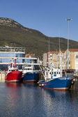 Port of Santoña, Cantabria, Spain — Foto Stock
