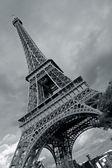 πύργος του άιφελ, παρίσι, γαλλία — Φωτογραφία Αρχείου