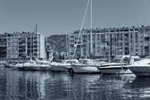 Port of Toulon, France — Stock Photo