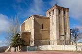 Church of Carrion de los Condes, Tierra de Campos, Palencia, Cas — Stock Photo