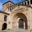 Collegiate church of Santa Juliana, Santillana del Mar, Cantabri — Stock Photo