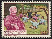 Dr. Maria Montessori — Fotografia Stock