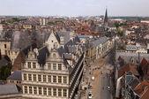 Ghent in Belgium — Stock Photo