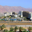 Stock Photo: View of Eilat, Israel