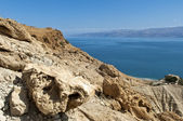 View of the Dead Sea — Stock Photo