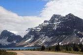 Canadese rocky mountains — Stockfoto
