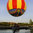 Colorful air balloon - Stock Photo