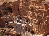 Monastery of St. George, Wadi Kelt — Stock Photo