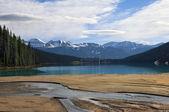 Lake Agnes — Stock Photo