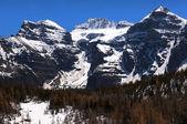 Magníficas montanhas do canadá — Foto Stock