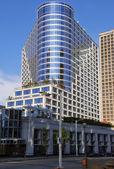 Modern arkitektur i vancouver — Stockfoto