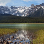 Постер, плакат: Emerald lake Canada