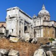 The Forum Romano — Stock Photo