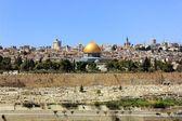 Kudüs, eski şehir — Stok fotoğraf