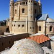 Dormition abbey on Mount Zion — Stock Photo