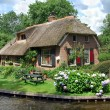 Stock Photo: Giethorn in Netherlands