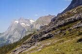 Swiss alps — Foto Stock