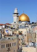 Görünümü ve el aksa camii — Stok fotoğraf