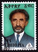 Emperor of Ethiopia Haile Selassie — Stock Photo
