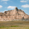 Badlands Formations — Stock Photo #10695542
