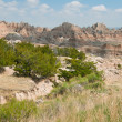 Stock Photo: Badlands National Park