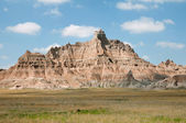 Badlands Formations — Stock Photo